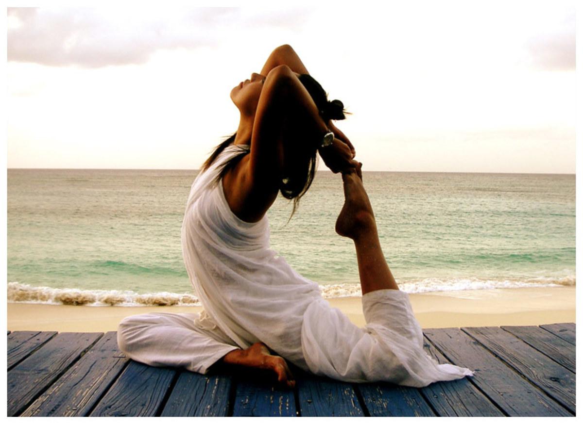 The True Benefits of Yoga