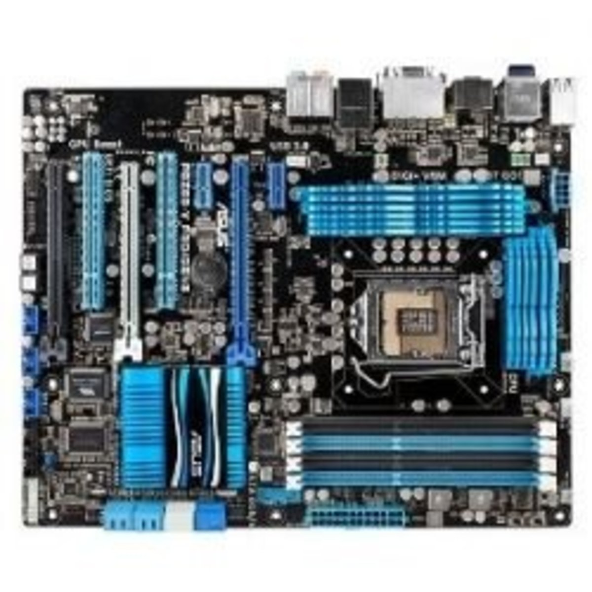 P8Z68-V PRO GEN3 Motherboard