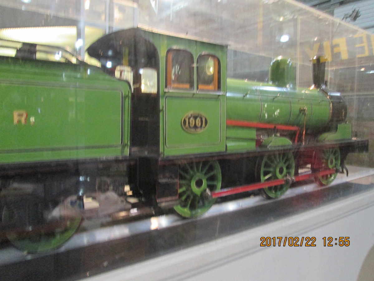 Wilson Worsdell also introduced the NER Class C 0-6-0 for branch passenger and fitted goods workings (for faster running) between towns within the region. These services 'fed' the express workings hauled by engines such as the M1 above