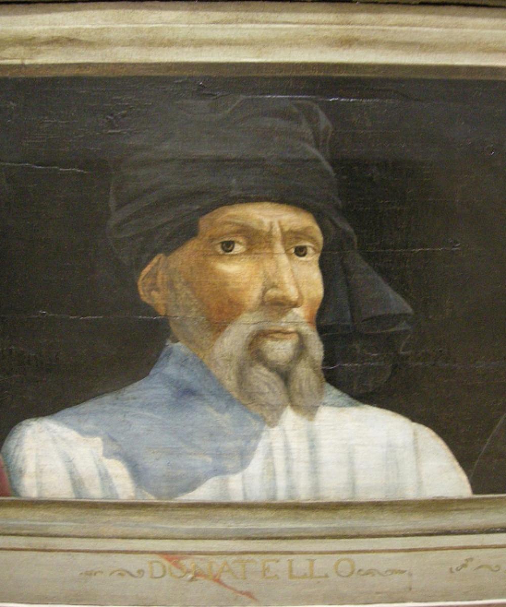Famous Renaissance Artist, Donatello (Donato di Niccolò di Betto Bardi)