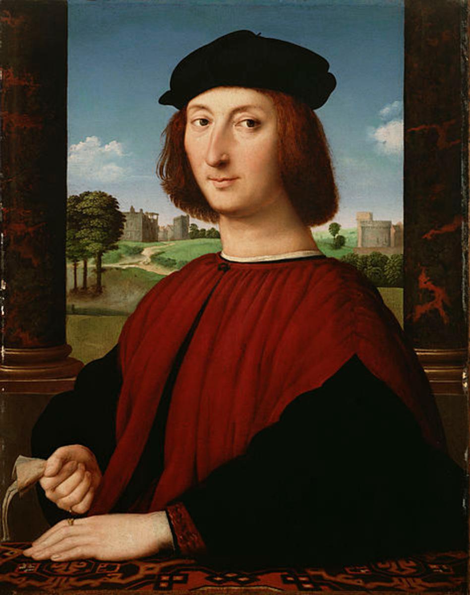 Raffaello Sanzio - Italian Renaissance Artist