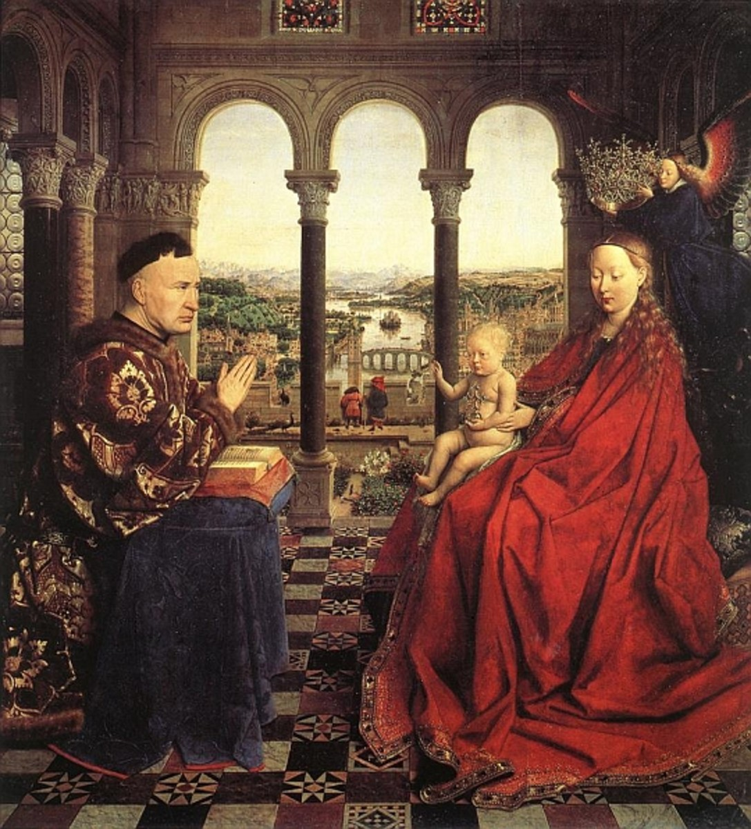 Art, Painters, and the History of Renaissance Paintings