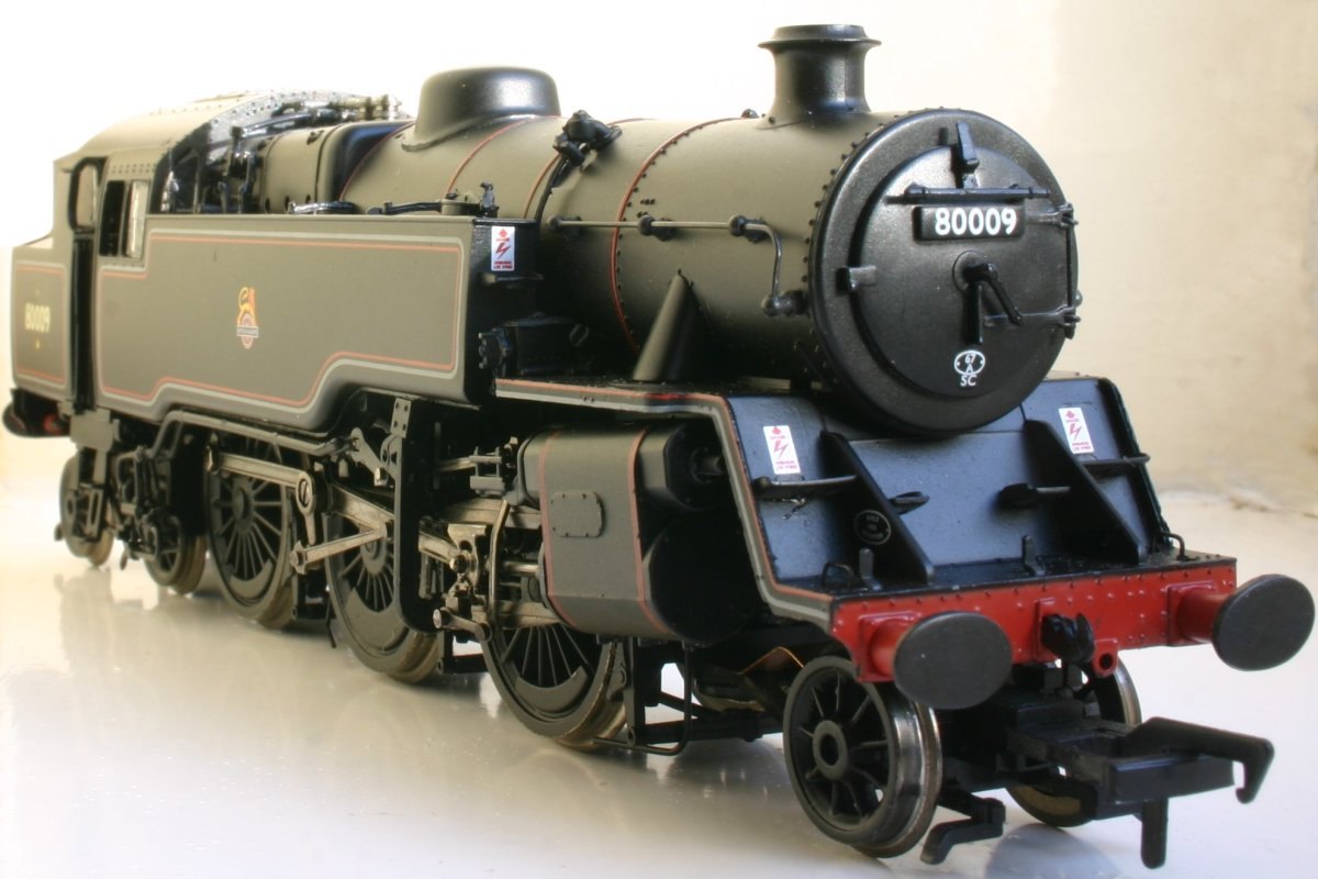 Bachmann introduced a workable likeness of this Brighton-built class,