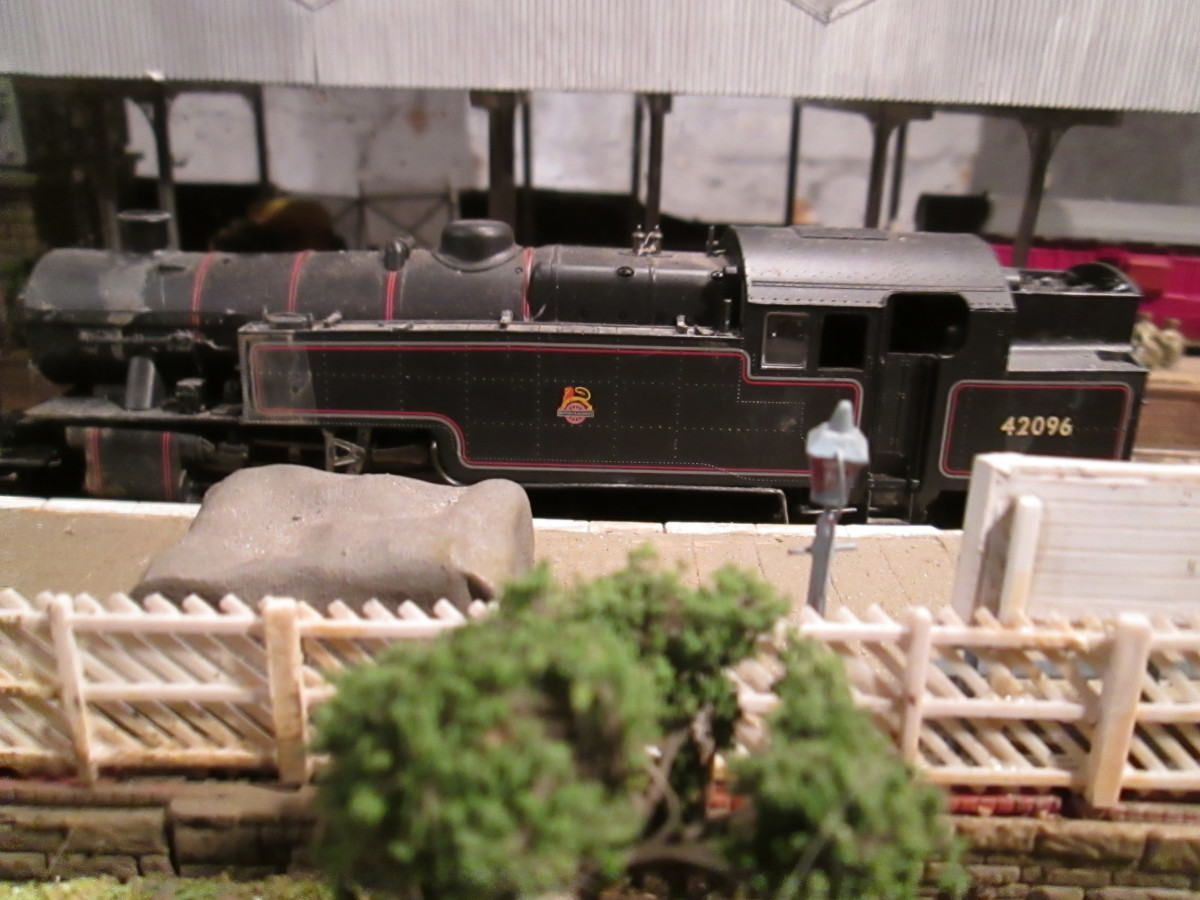 Rites of Passage for a Model Railway - 17: Benchmark - Tank Loco Models, Are They up to Spec?