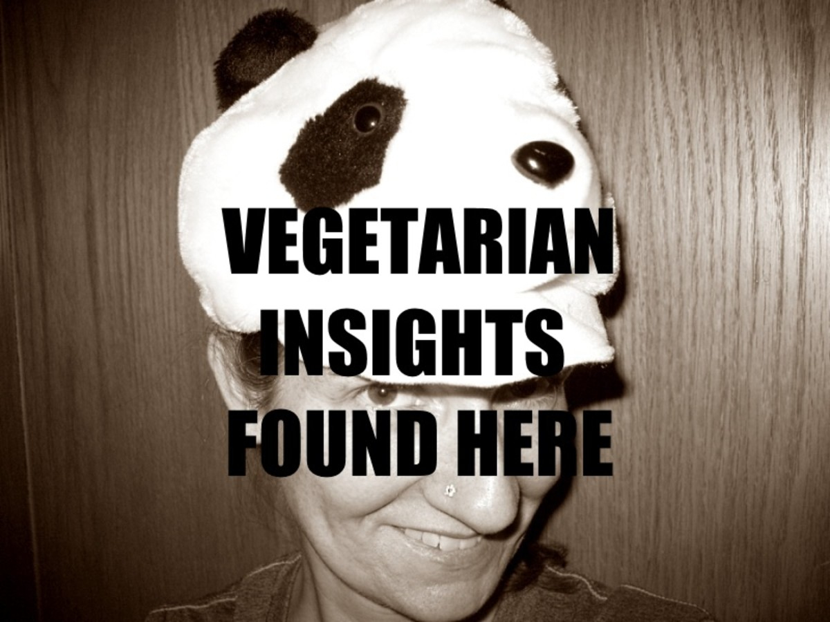 The Life and Times of a Moderate Vegetarian