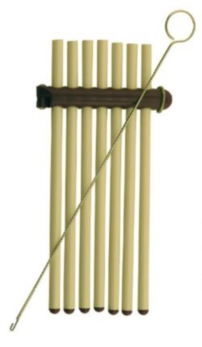 Knifty Knitter Straw Loom Weaving Tool