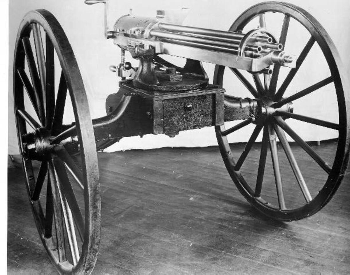 Top 5 Military Weapons of the 19th Century (1800-1900 ...