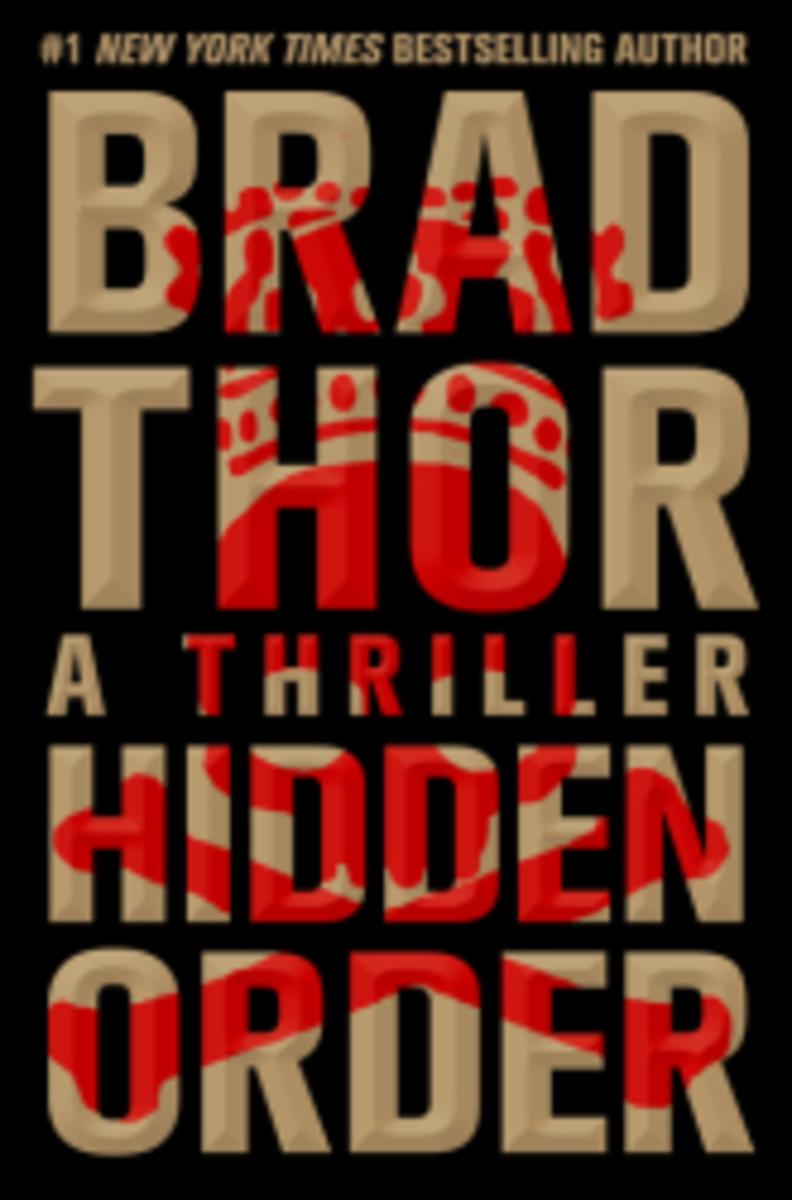 Hidden Order Book #13