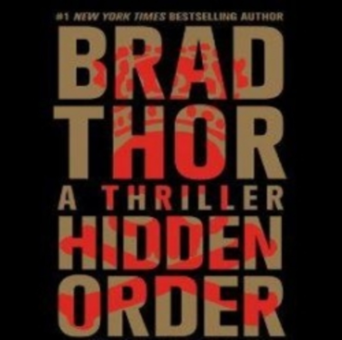 Brad Thor Books In Order Of Reading
