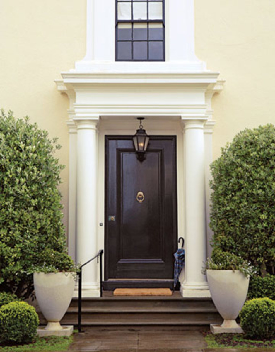 Feng shui and front door hubpages for Feng shui home entrance direction