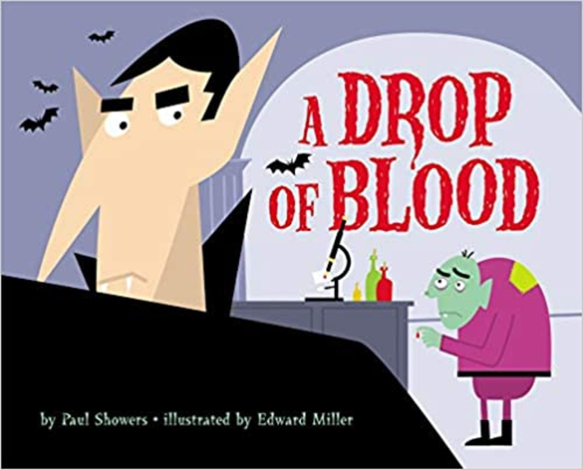 A Drop of Blood (Let's-Read-and-Find-Out Science 2) by Paul Showers - Book images came from amazon.com.