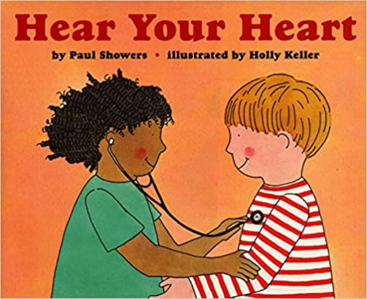 Hear Your Heart (Let's-Read-and-Find-Out Science 2) by Paul Showers
