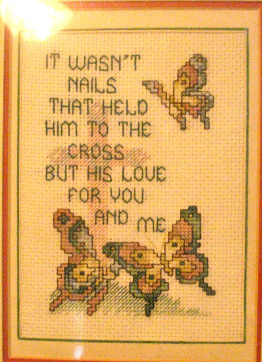 My Cross-stitch