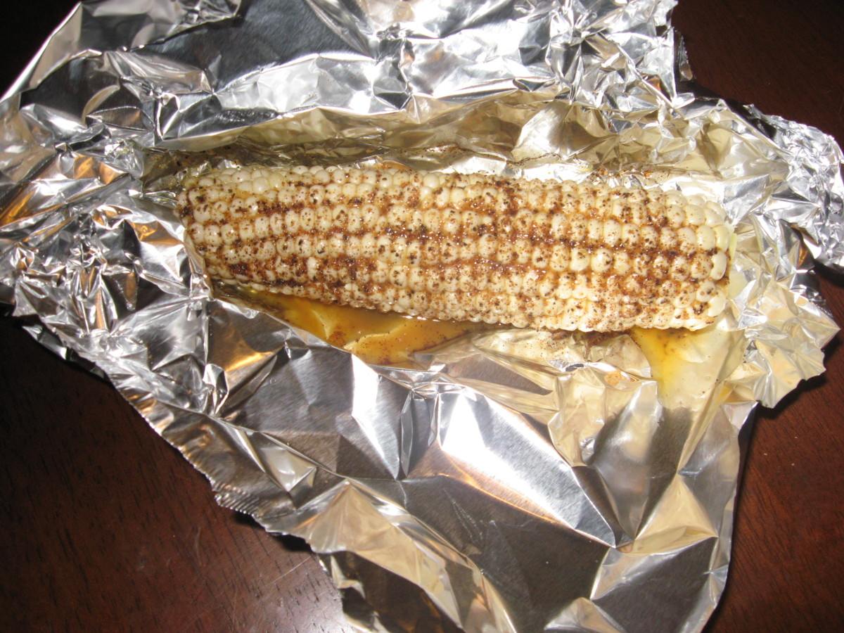 Throw some spicy corn on the grill!