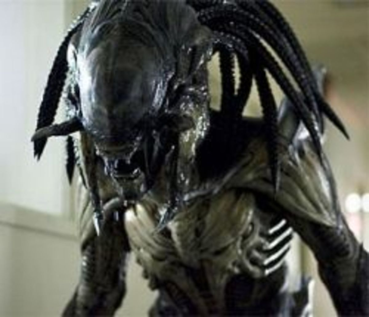 Predalien (Alien and Predator hybrid)