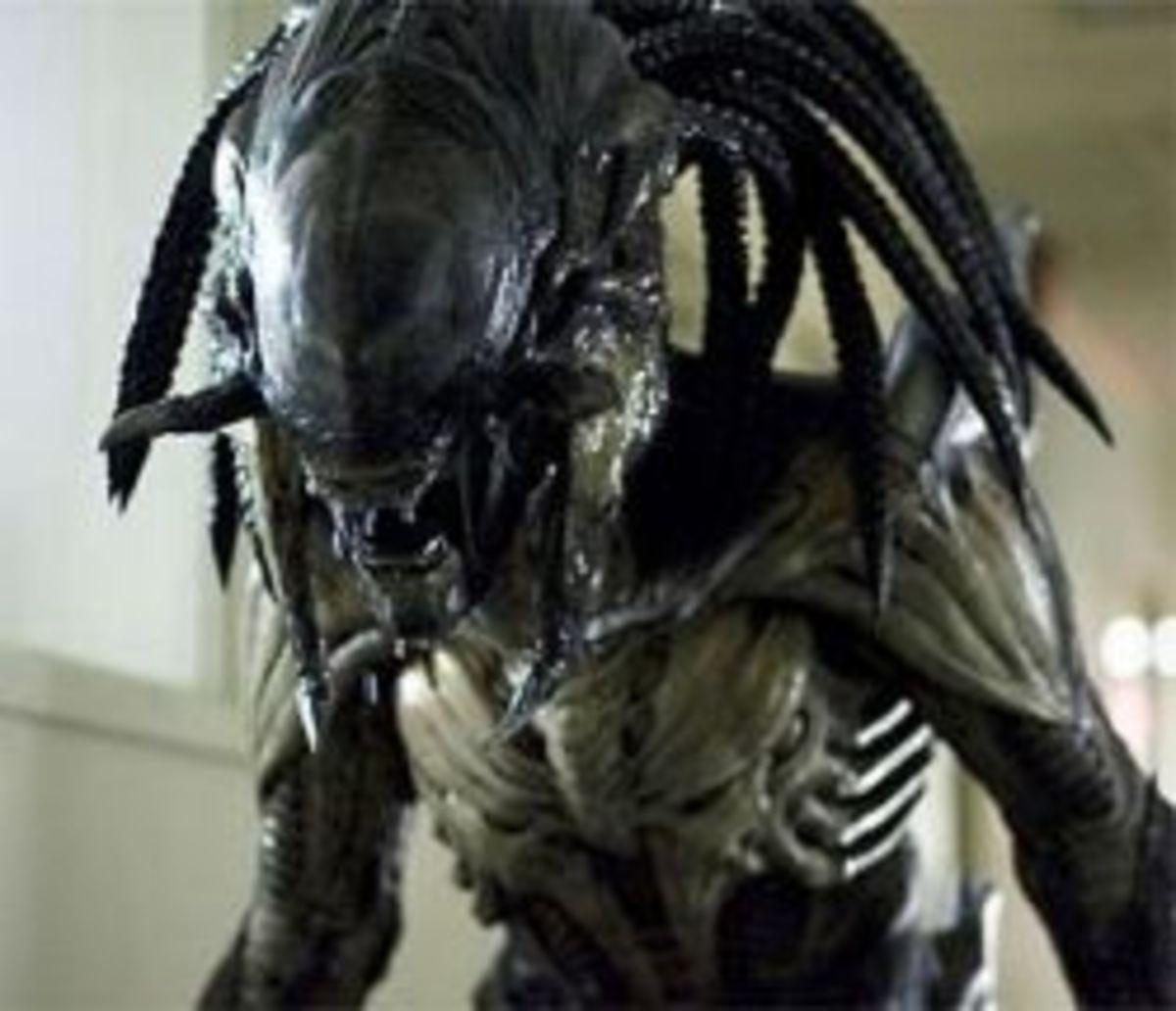 Predalien (Alien and Predator hybrid)