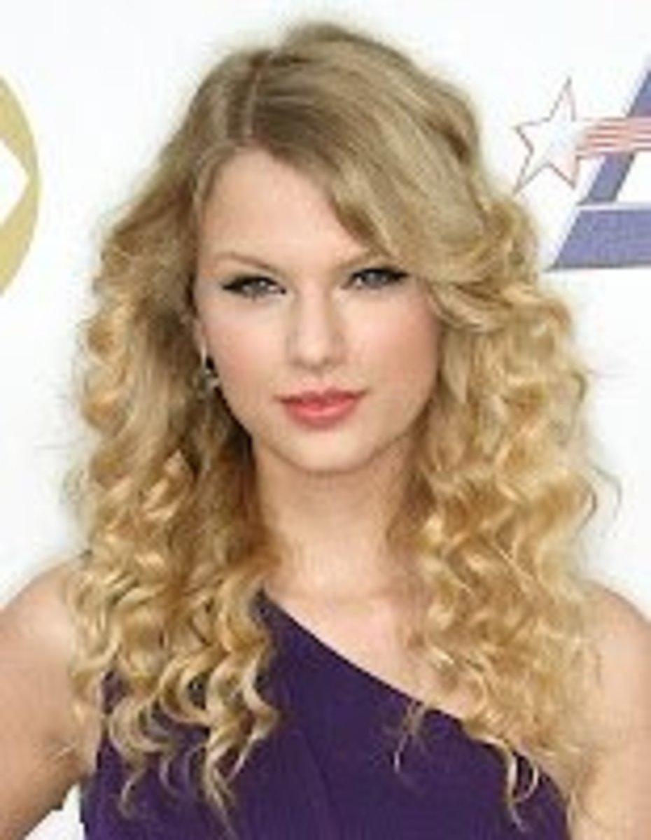 Taylor Swift's makeup