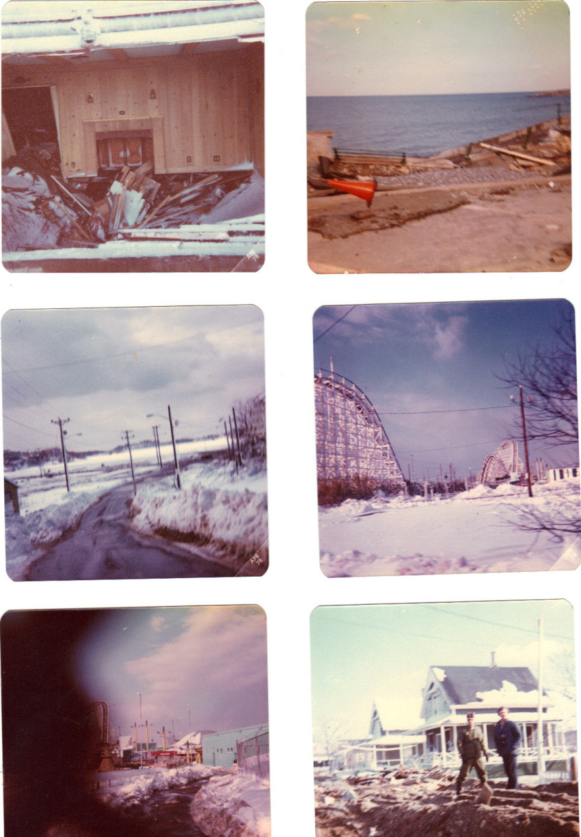 Paragon Park The Blizzard of 78' and Nantasket Beach