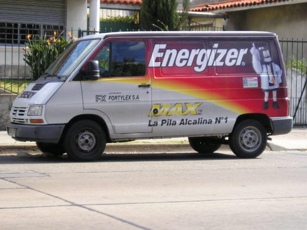 A suspicious van