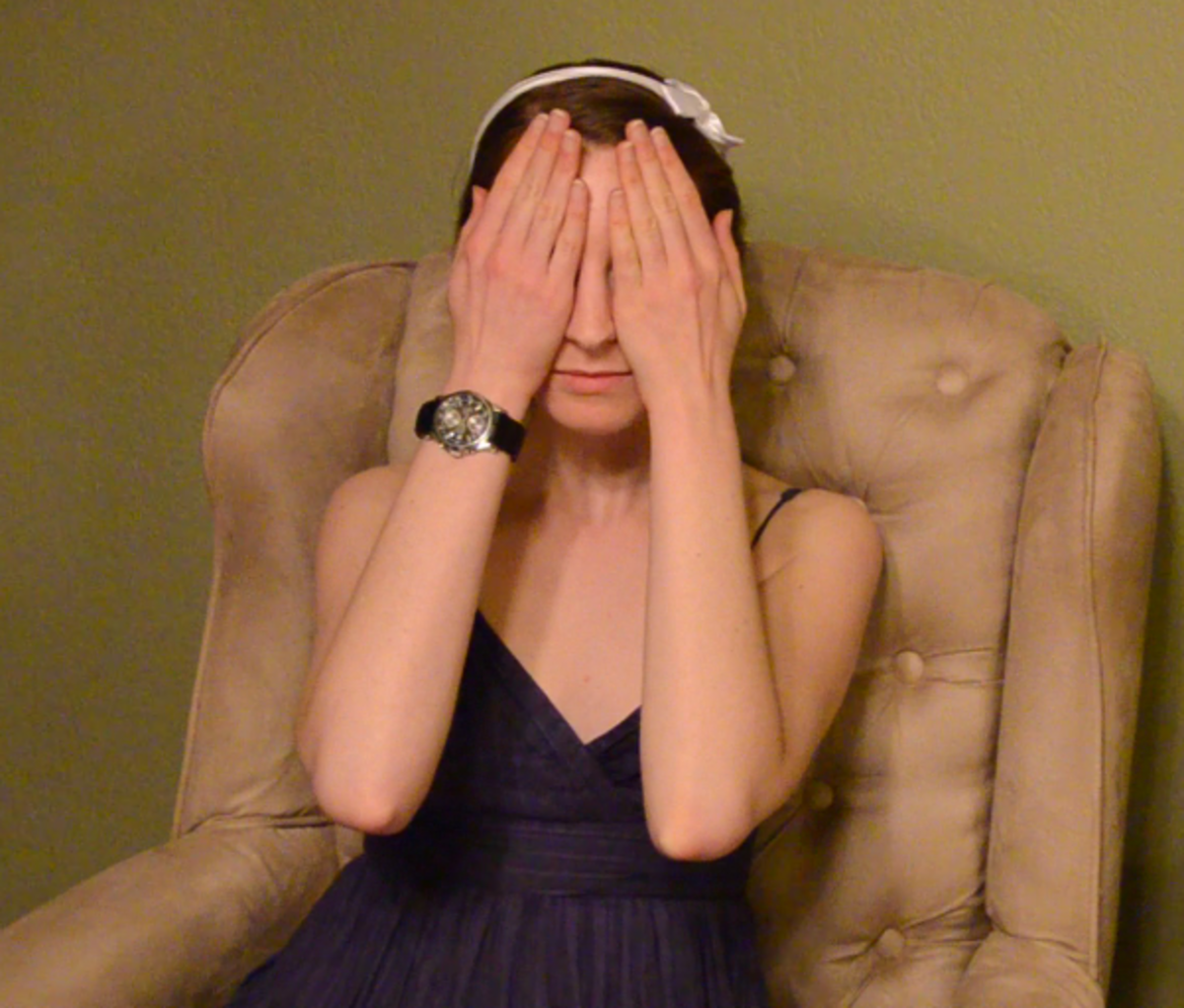 The Weeping Angel: Don't Blink!