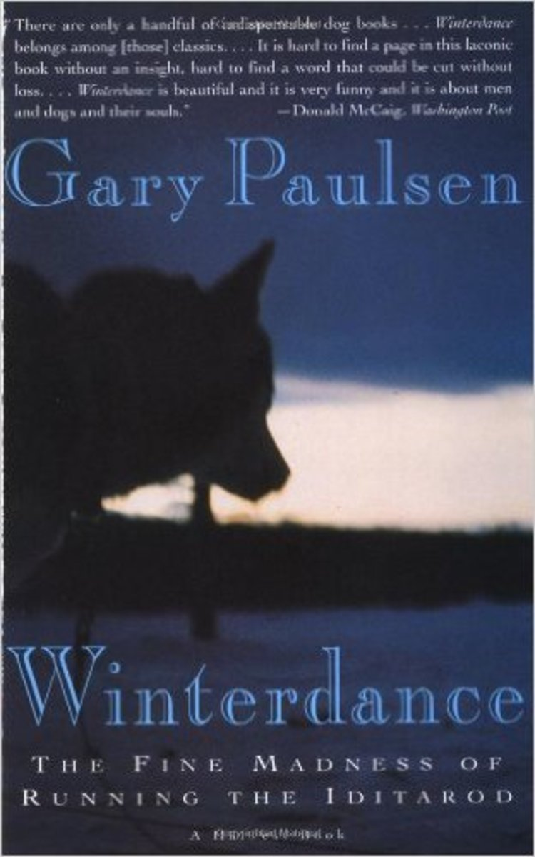 Winterdance: The Fine Madness of Running the Iditarod by Gary Paulsen