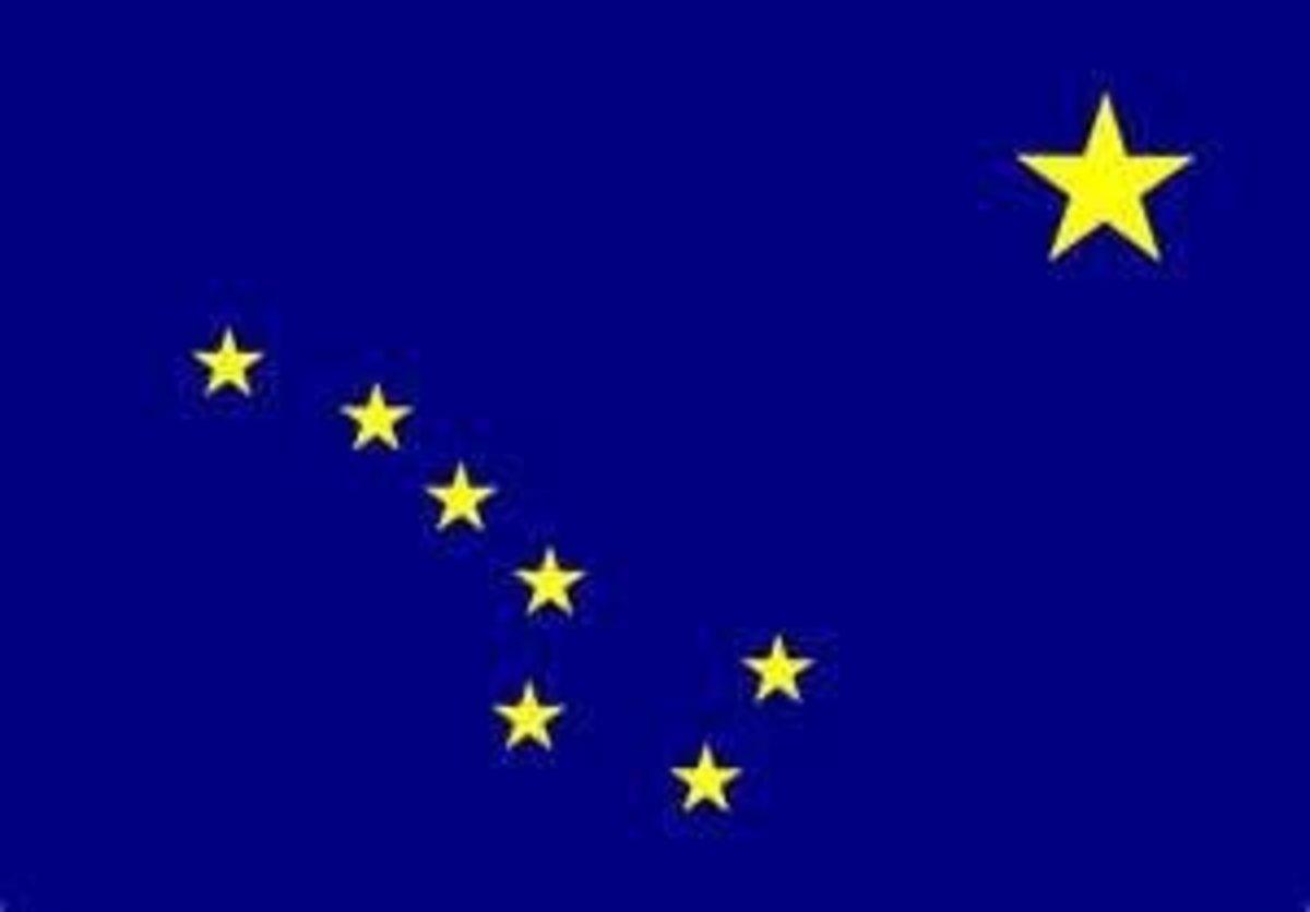 Alaska's State Flag