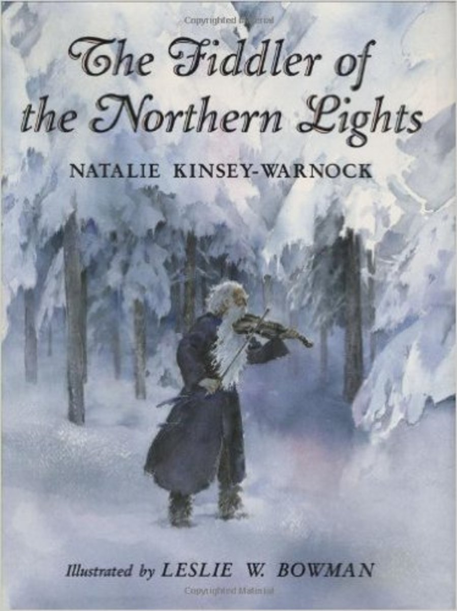 The Fiddler of the Northern Lights by Natalie Kinsey-Warnock