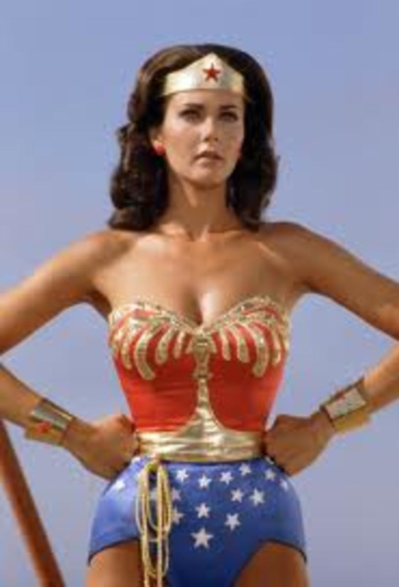 Linda Carter as Wonder Woman TV Series