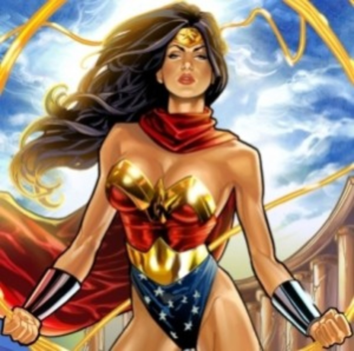 Who Should Be Wonder Woman In Wonder Woman The Movie?