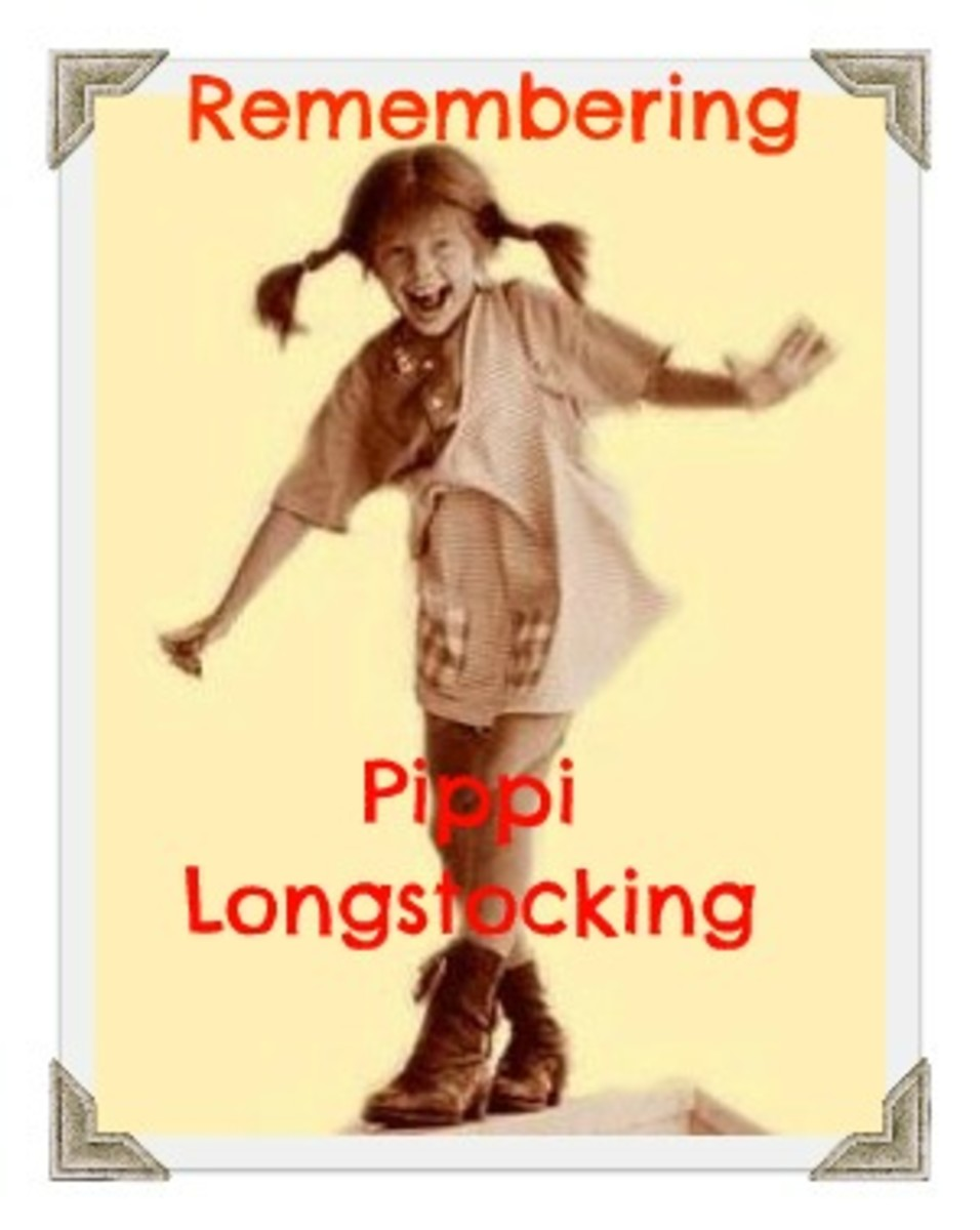 Who is Pippi Longstocking? Remembering the Books and Movie.