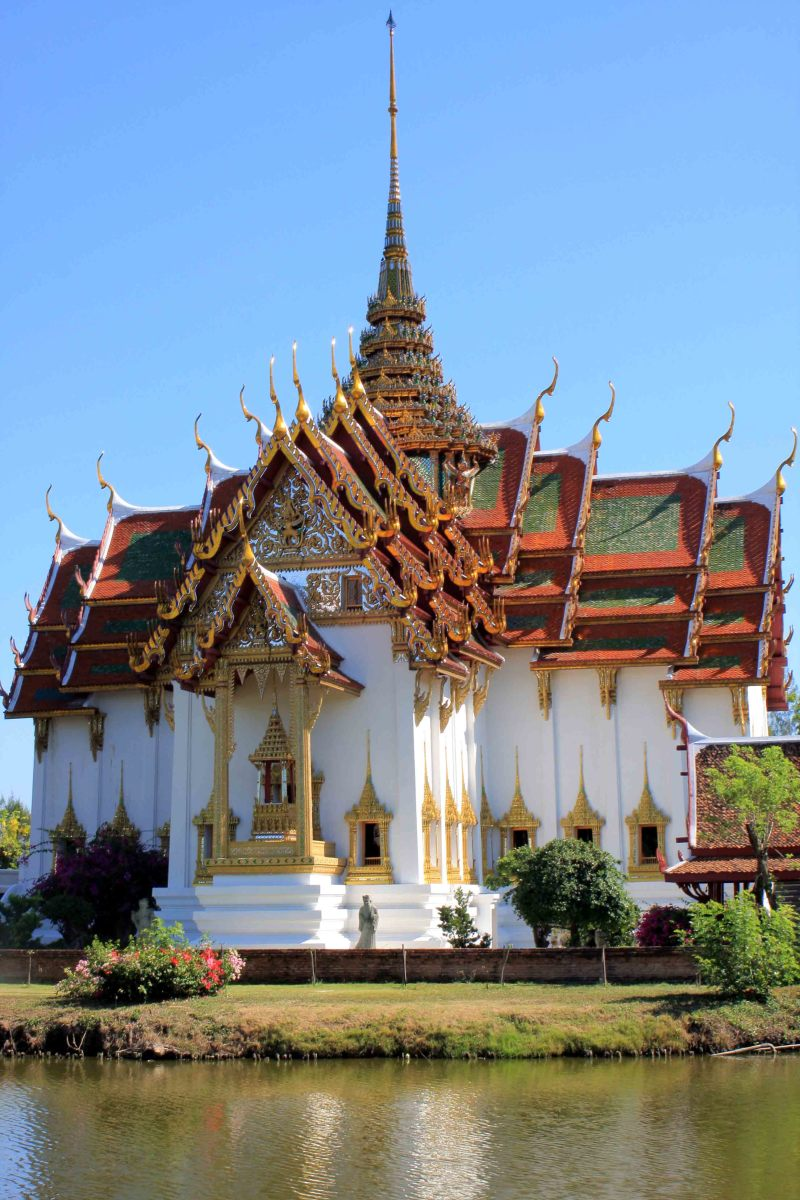 Thailand pages muang boran the 39 ancient city for Thailand architecture