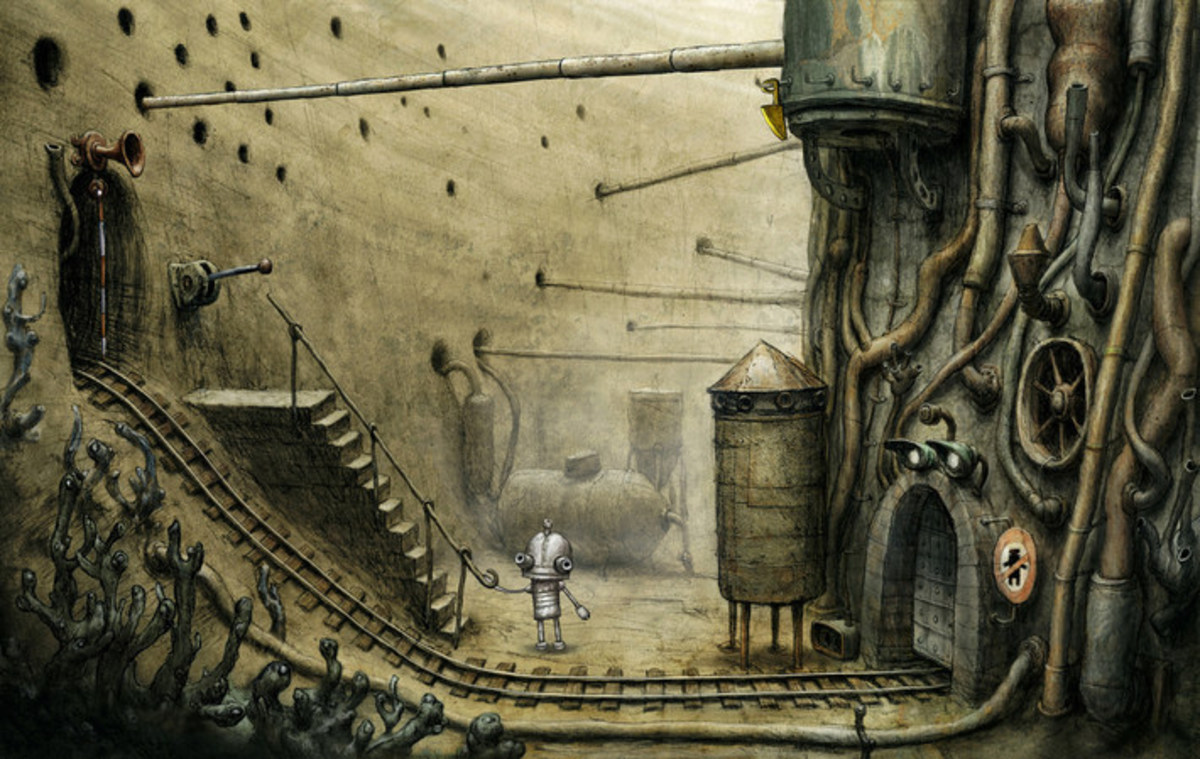 Machinarium Gameplay