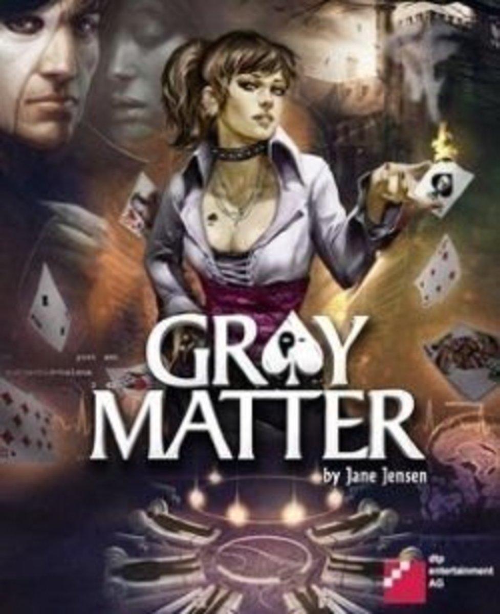 Gray-matter