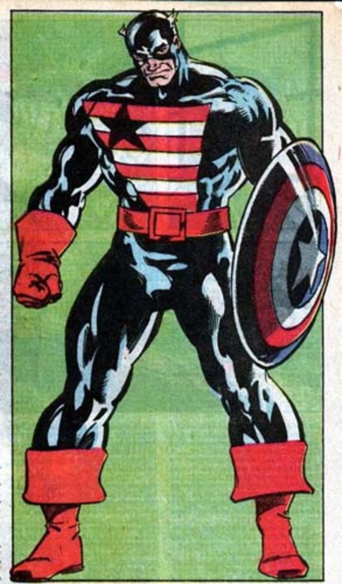 John Walker - aka Super Patriot - aka USAgent