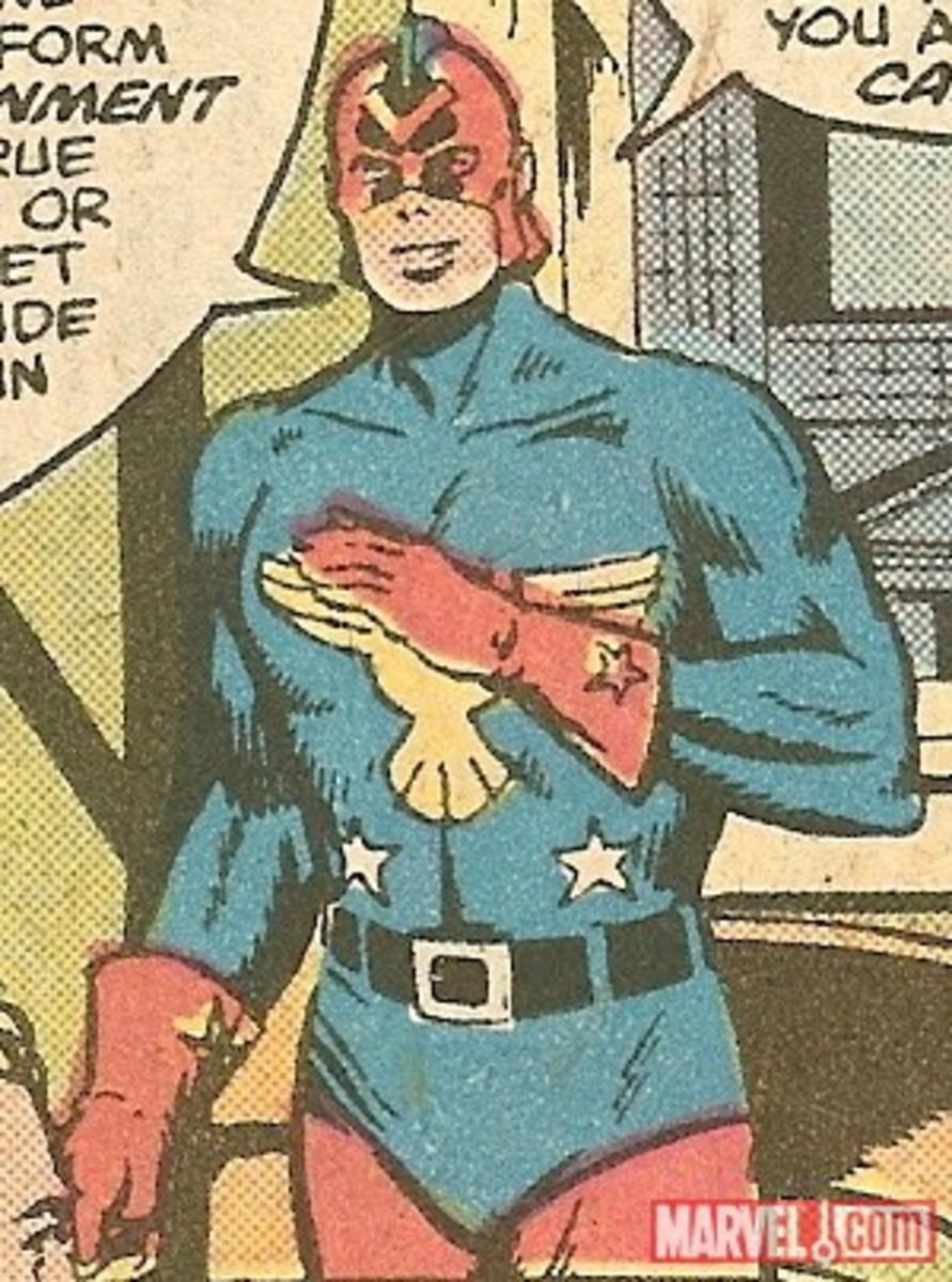 Jeff Mace, The Patriot