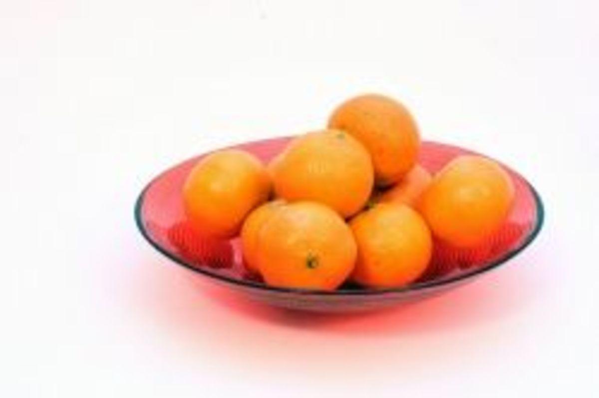 Tangerine or Naartjie