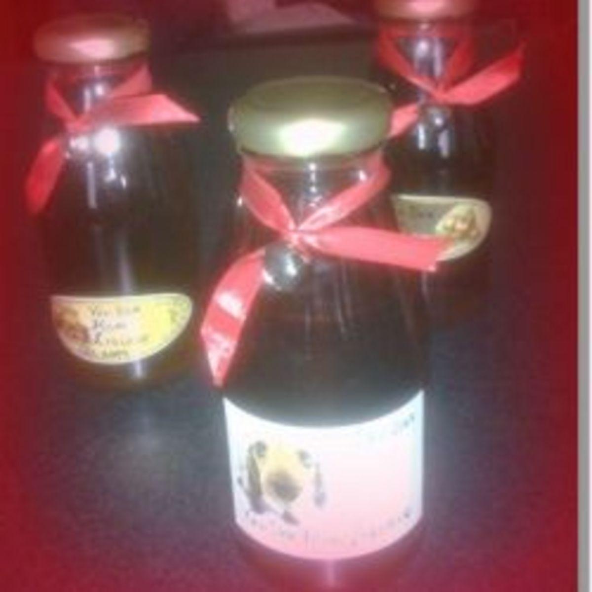 How to Make Home Made Liqueur