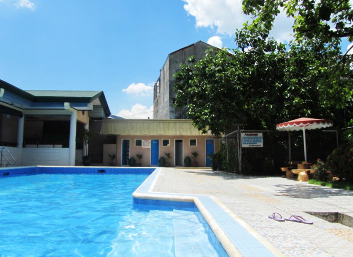 Swimming Pool Lustre Pavilion Bulacan