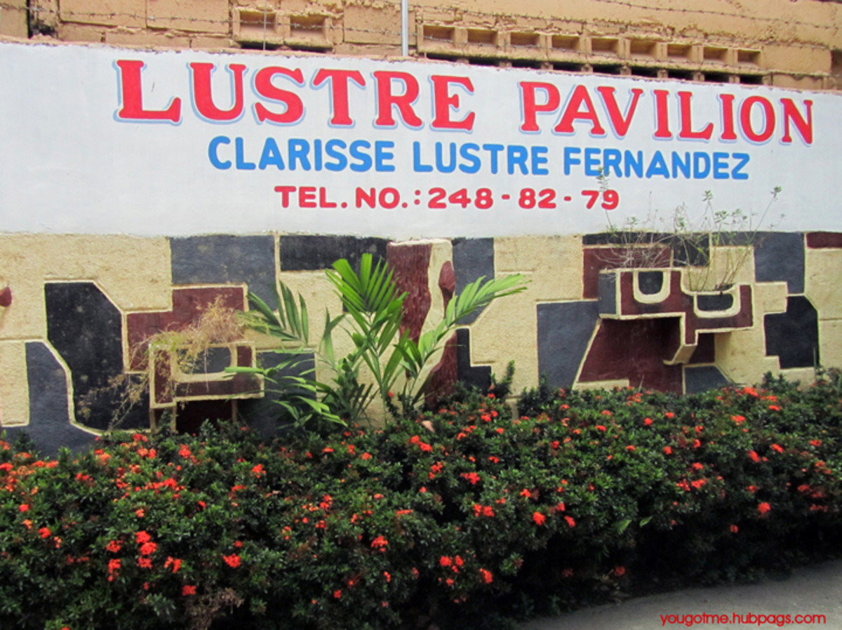 Lustre Pavilion in Bulacan, Phillippines