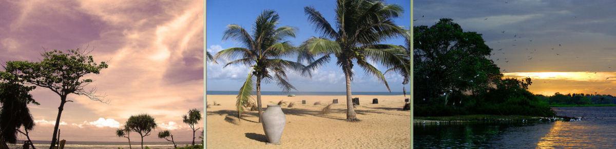 http://commons.wikimedia.org/wiki/File:Seaside_view_from_Marine_Drive,_Kolpittey_Sri_Lanka.jpg / http://commons.wikimedia.org/wiki/File:Negombo_Beach,_Sri_Lanka.jpg / http://commons.wikimedia.org/wiki/File:Wildlife_Preserve_Near_Kirinda,_Sri_Lanka.j