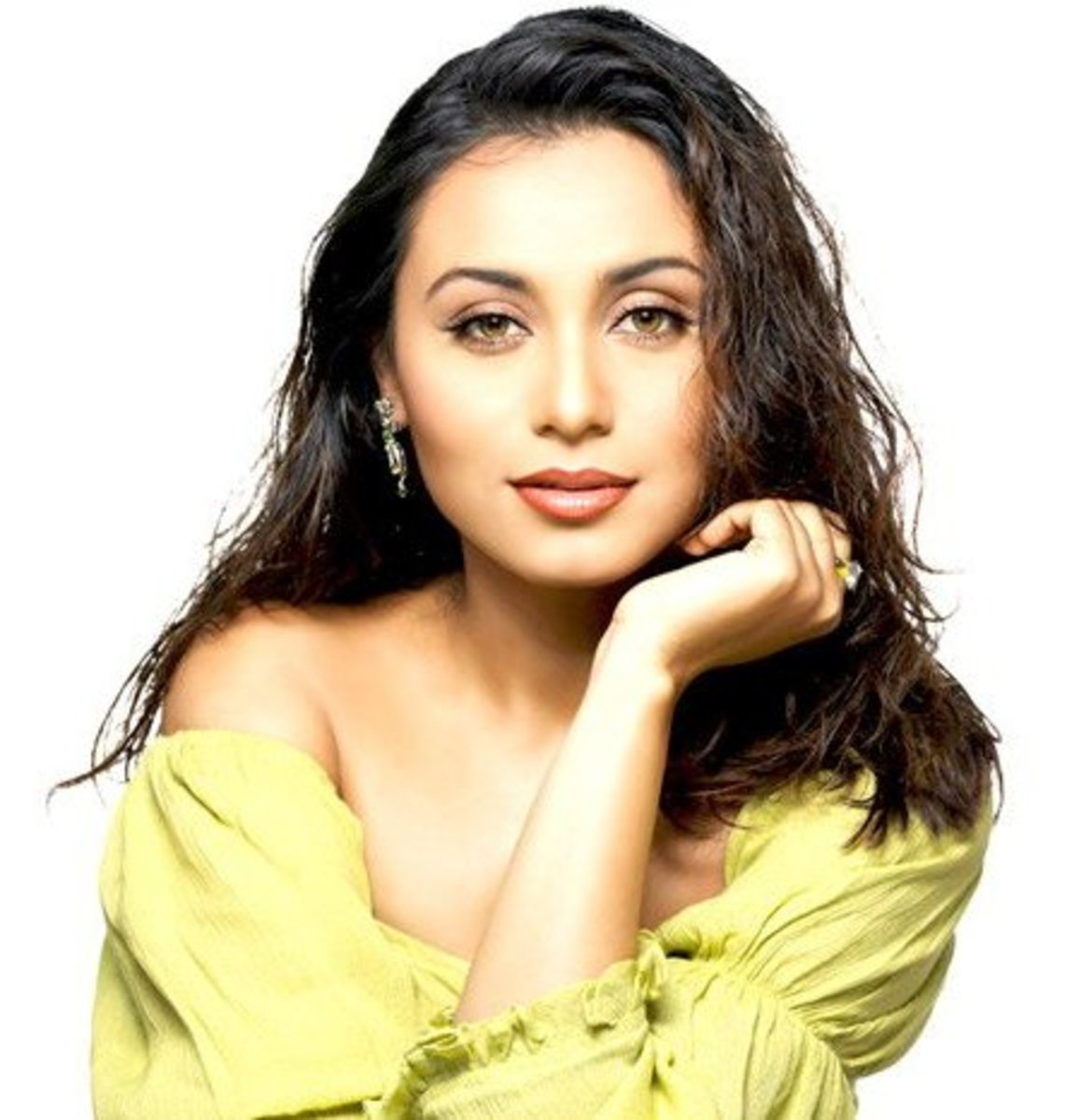 Rani Mukherjee is a popular Indian Actress known for her performances in Bollywood films.