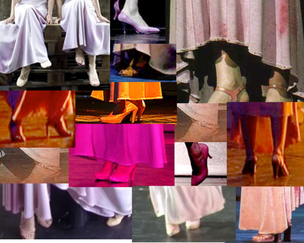 Fleur de Lys's Shoes