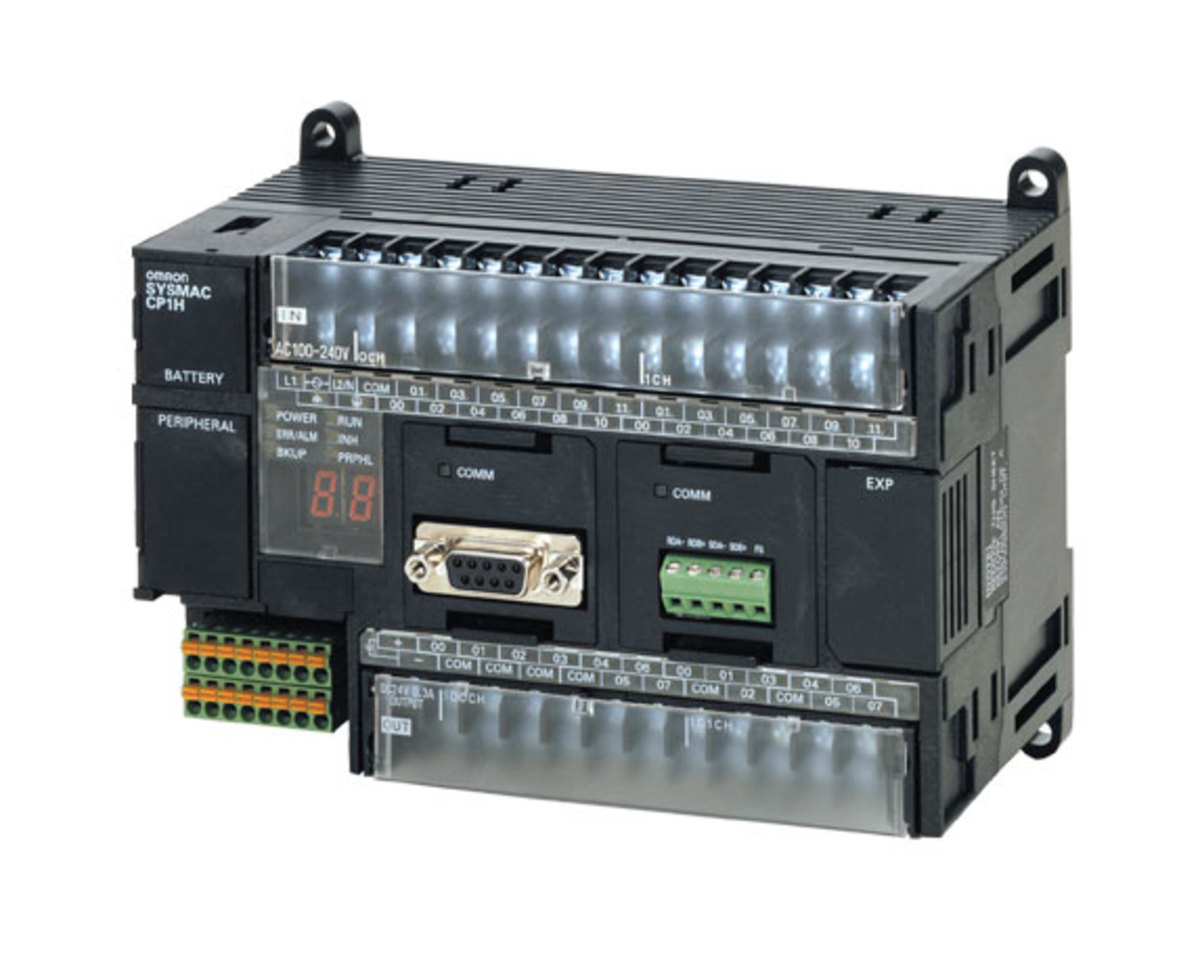Programmable Logic Controller- Computer Marvels