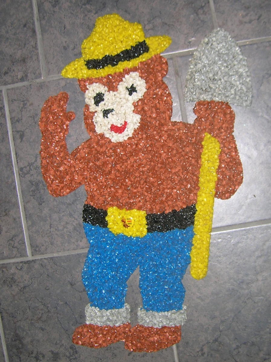 RARE - Smokey the Bear