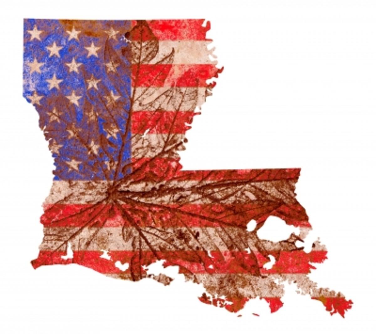 Louisiana boasts a mixed and vibrant population.