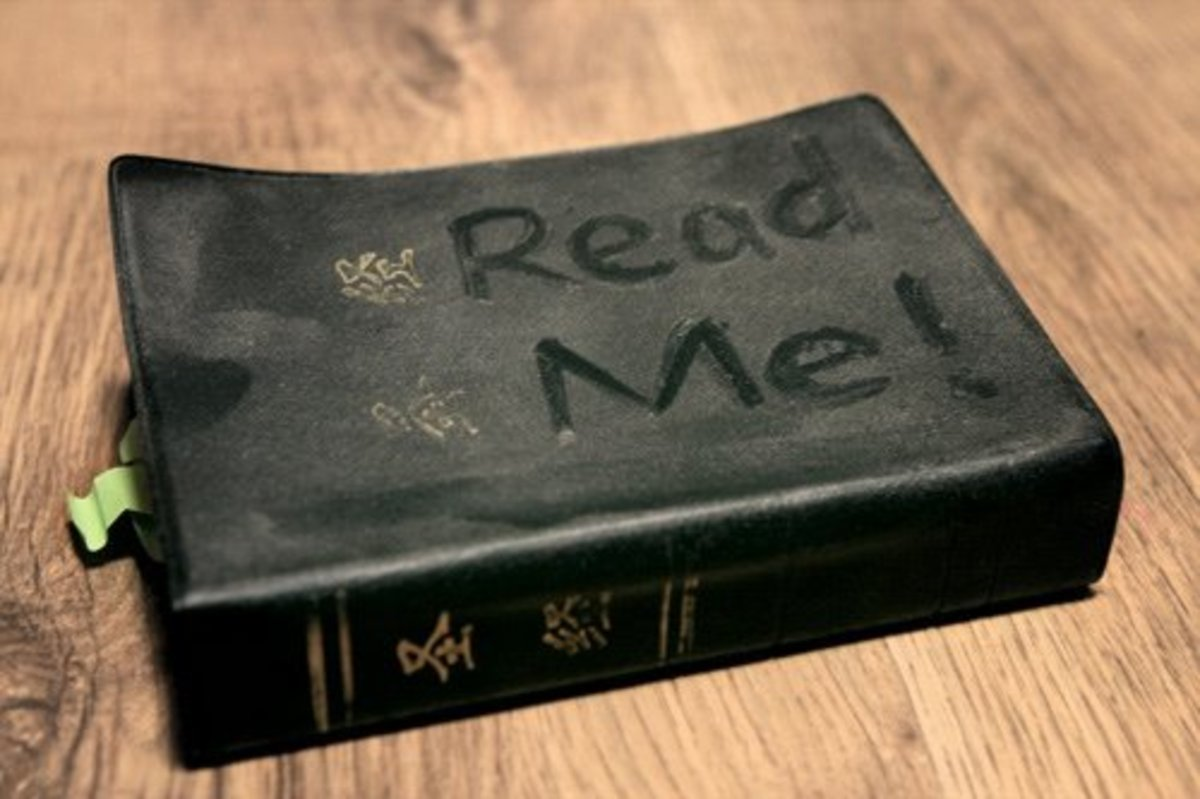 Mistaken Bible Passages and Words