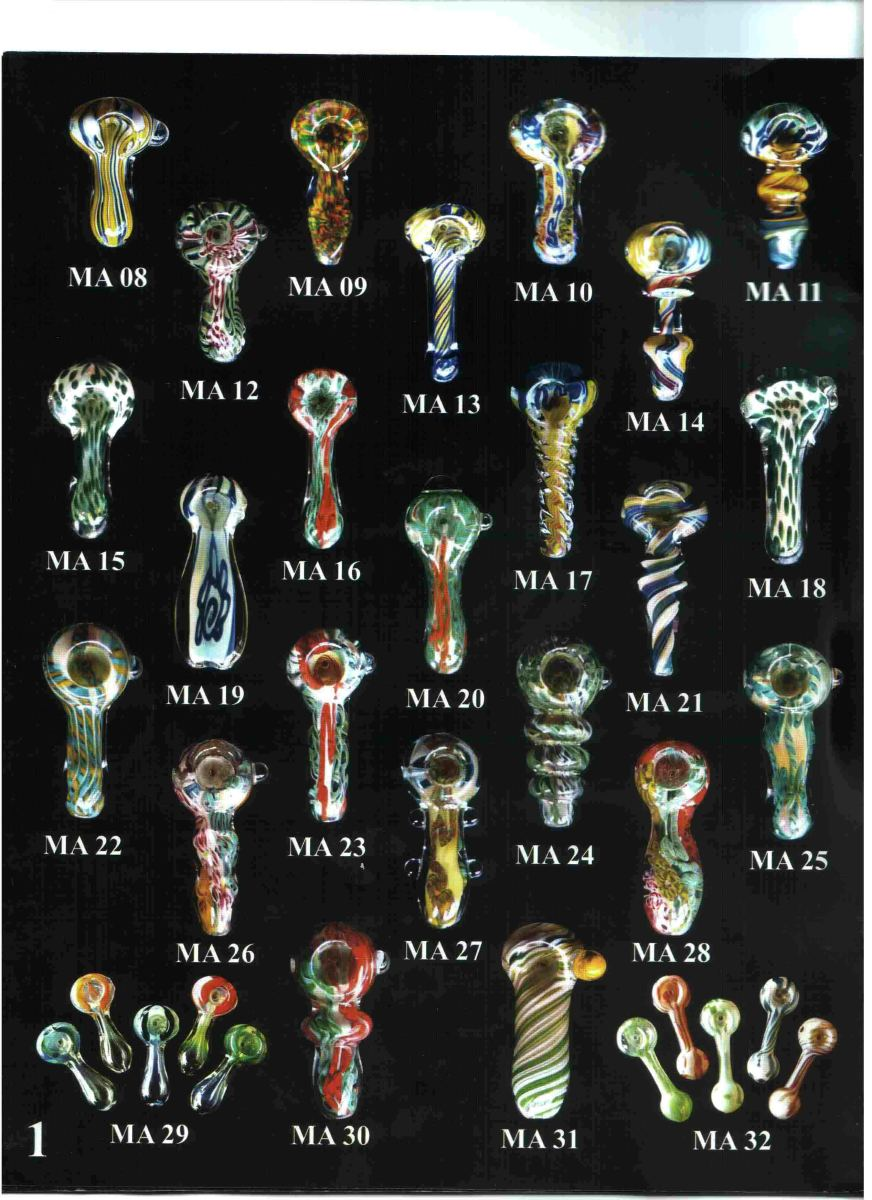 Remember when buying a glass pipe, to make sure that it is user-friendly and defect-free.