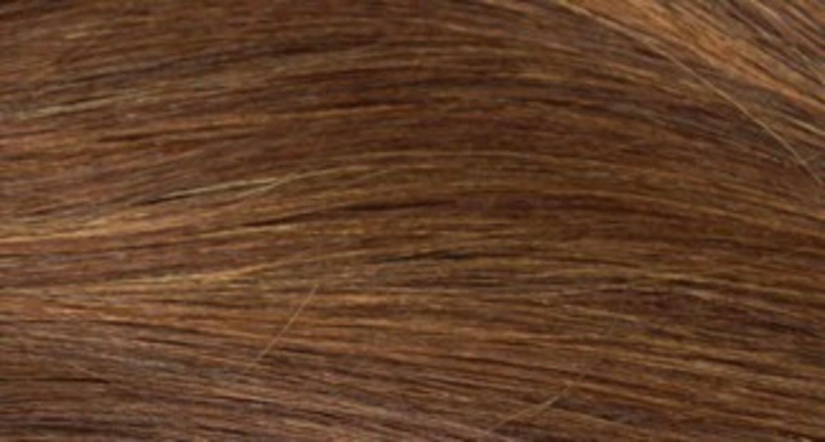 Review of Lemon Fresh Sun-In: Lightener for Hair. Sun-in Hair Lightener on Light Brown Hair: Before