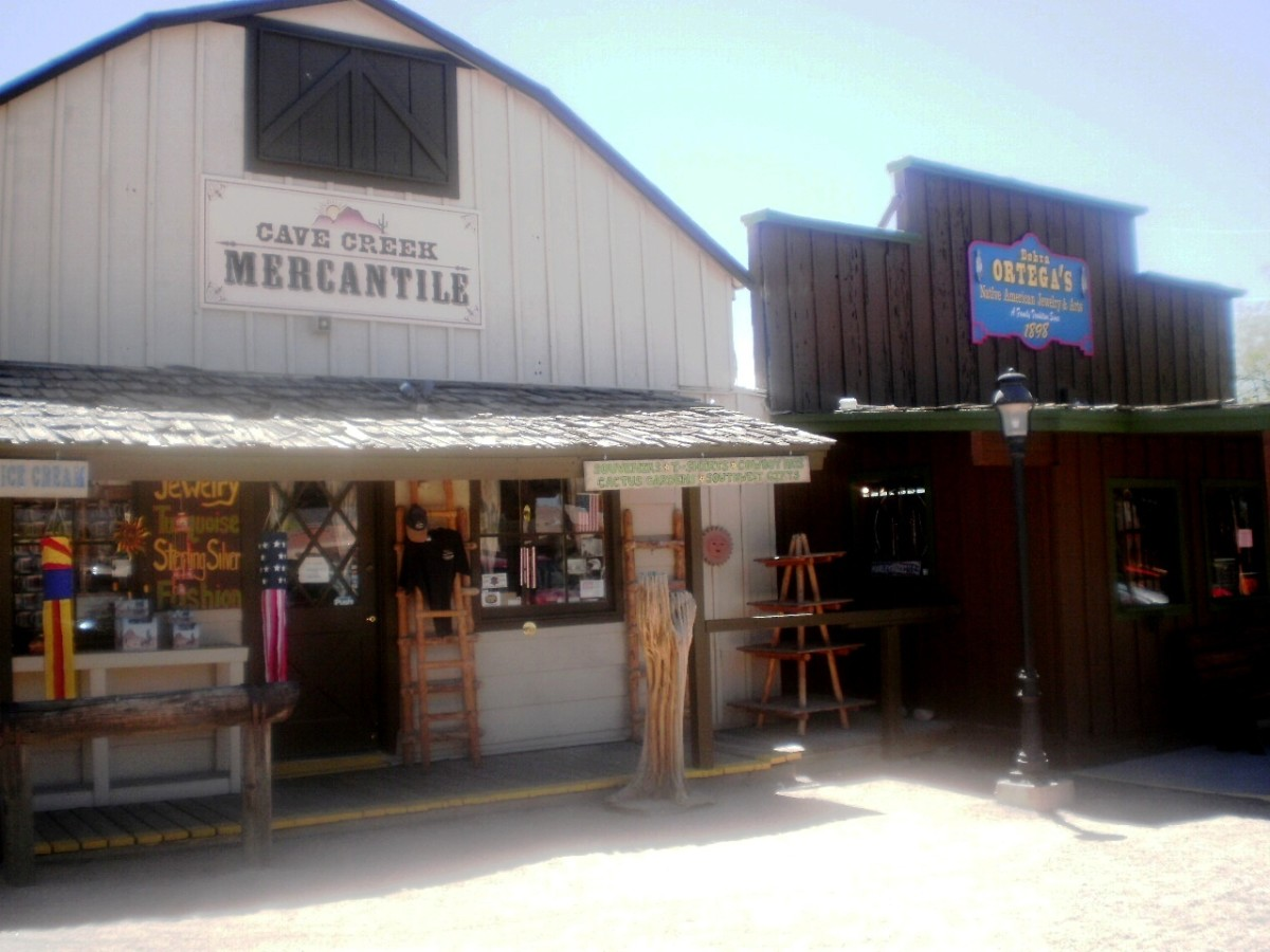 Cave Creek Mercantile