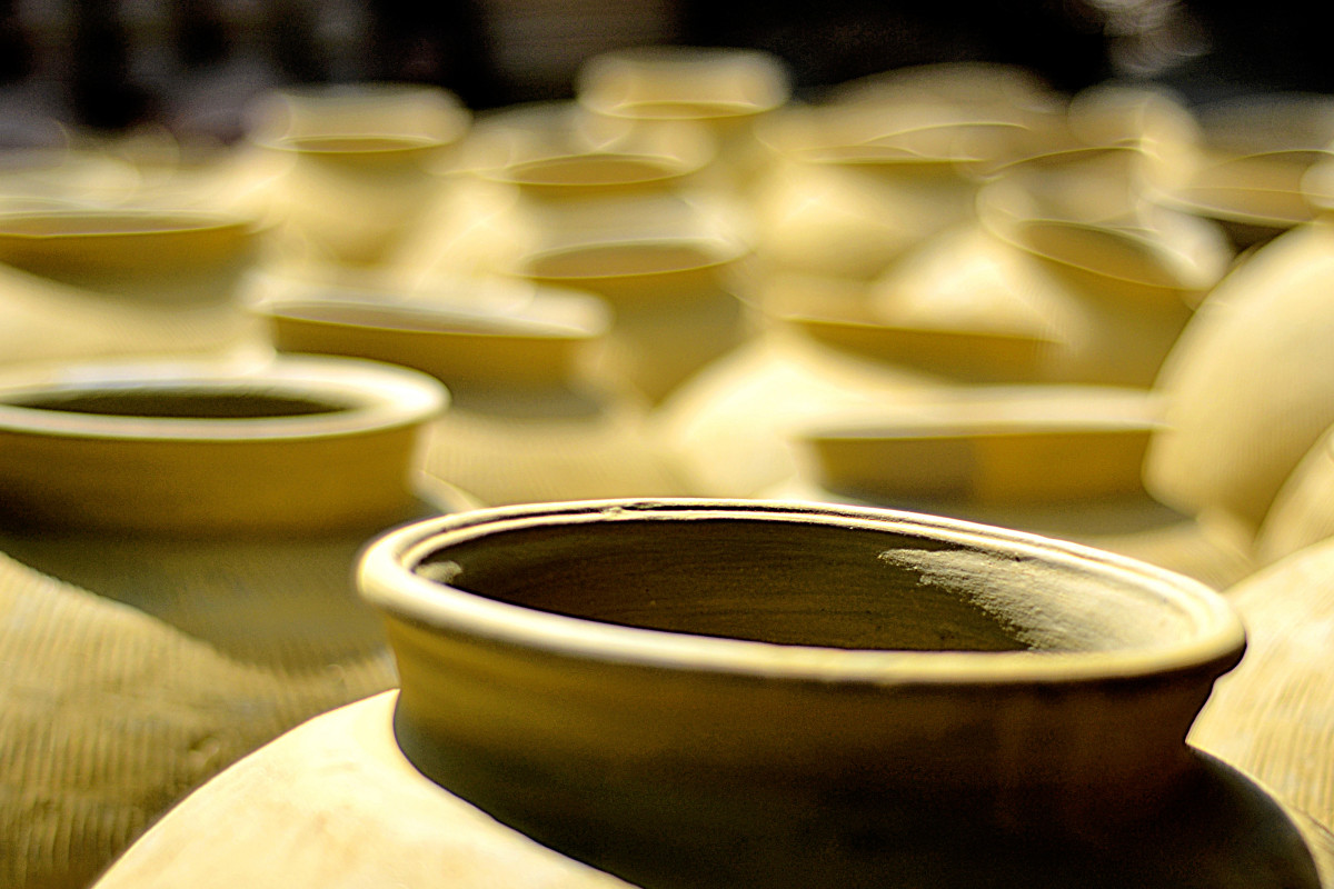 Of Pots, Potters & Pottery (Photography of Kumars at Kumar Para, Jessore, Bangladesh)
